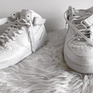 Airforce 1 High Tops / Size 10 Men's